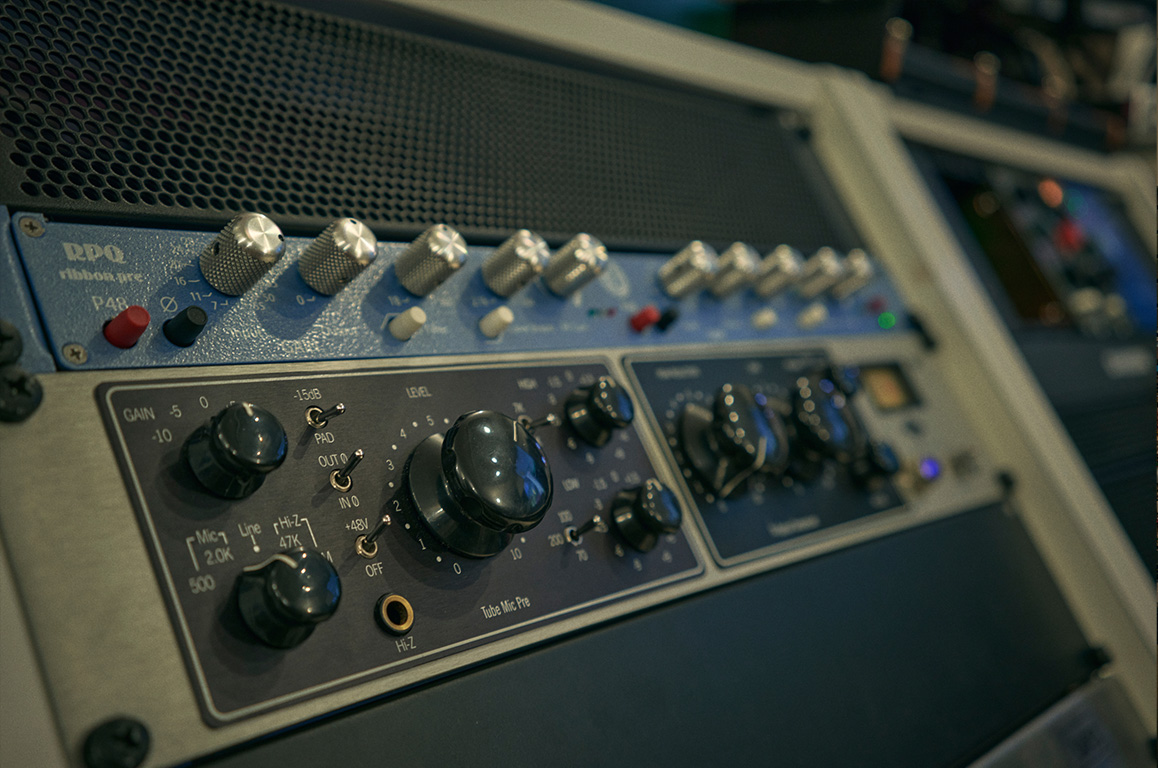Wouter Hardy Music Producer Studio 02