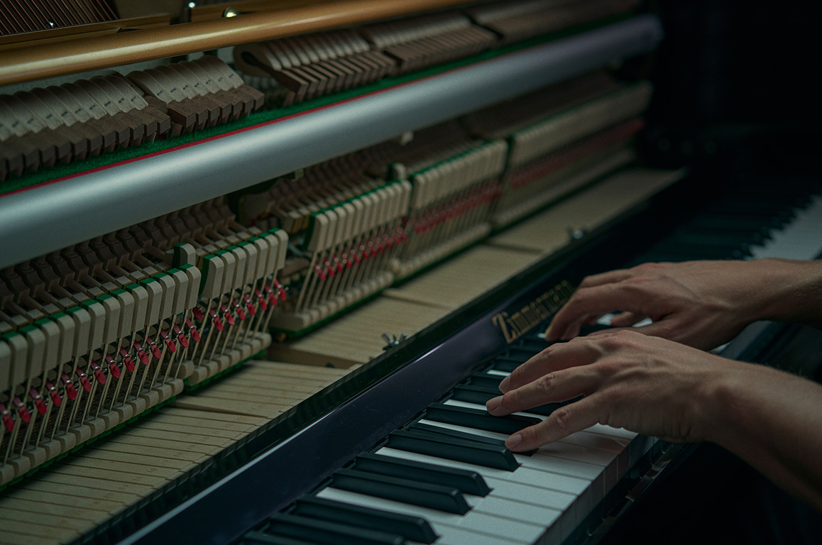 Wouter Hardy Music Producer Studio 04