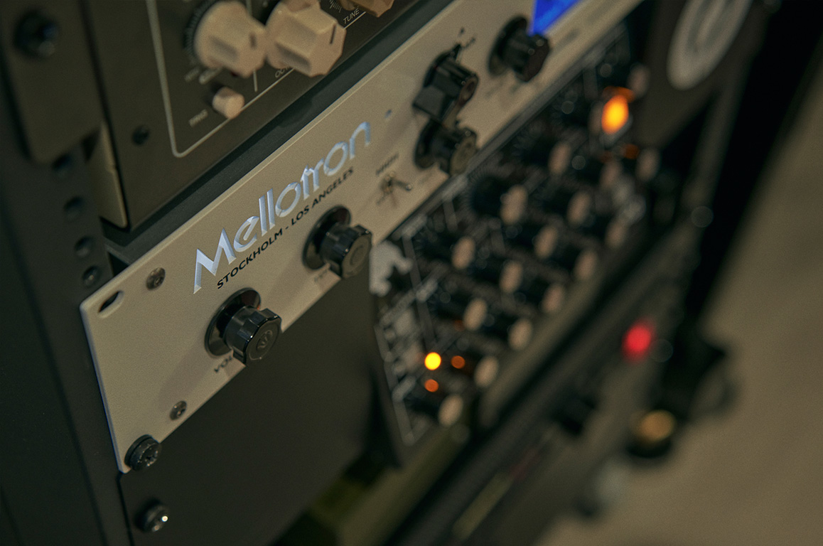 Wouter Hardy Music Producer Studio 08