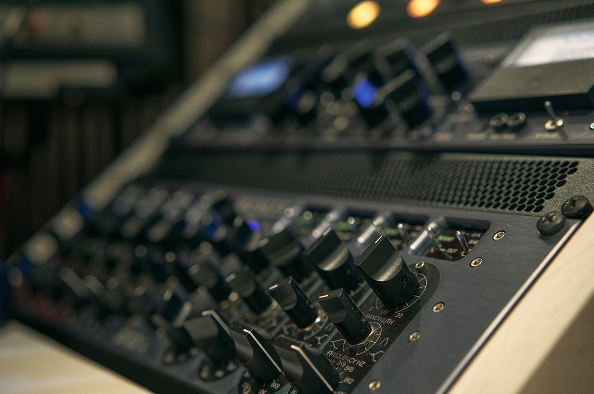 Wouter Hardy Music Producer Studio 12