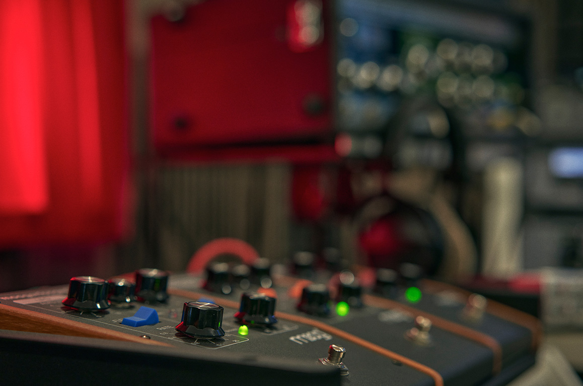 Wouter Hardy Music Producer Studio 13